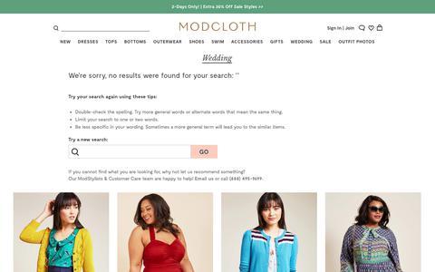 Sites-modcloth-Site