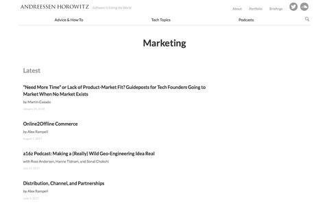 marketing – Andreessen Horowitz