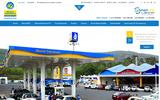 Old Screenshot Bharat Petroleum Corporation Limited Home Page