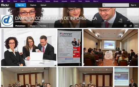 Screenshot of Flickr Page flickr.com - Flickr: DANRESA CONSULTORIA DE INFORMÁTICA's Photostream - captured Oct. 23, 2014