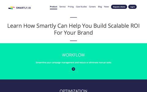 Smartly.io - Product