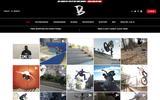 New Screenshot Bakerized Skate Shop Home Page