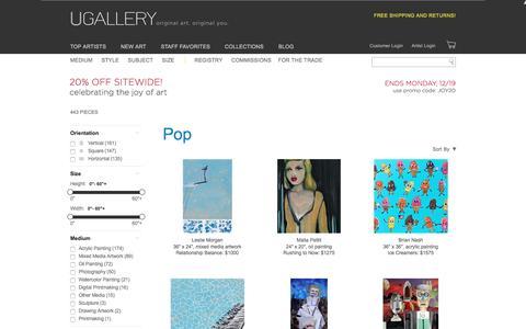 Original Pop Culture Art for Sale   Ugallery