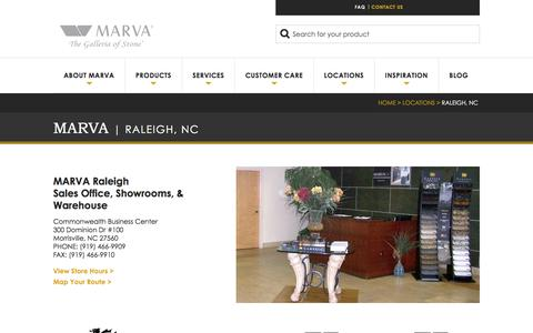 MARVA | Cambria, Neolith, Stone Countertop Distributors in Raleigh NC -  MARVA Marble and Granite