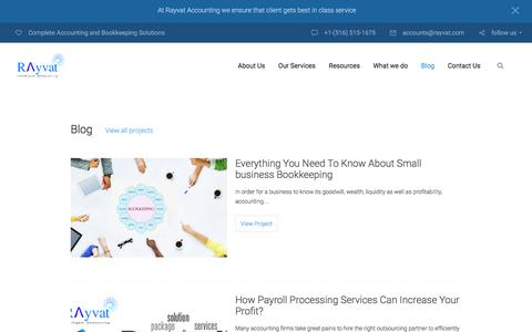 Blog | Accounting services