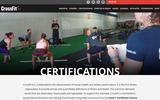 New Screenshot CrossFit, Inc.