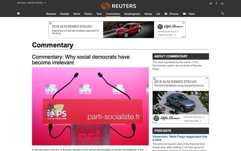 Columns | Reuters.com