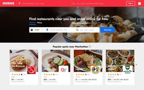 Chinese Near me | Find Chinese Restaurants Near You | Grubhub