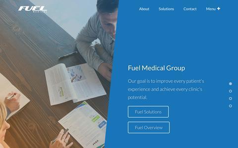 Home | Fuel Medical Group LLC