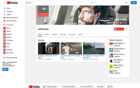 JetSmarter  - YouTube