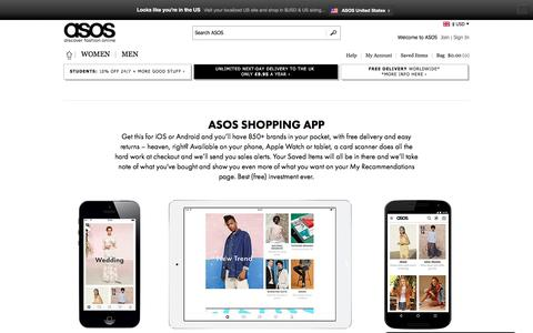 our-apps | ASOS