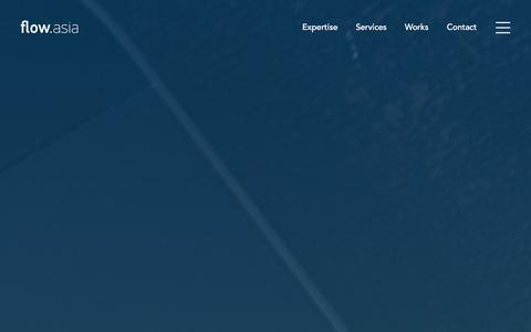 Screenshot of Team Page flow.asia - Beijing based Web Design & Development Agency | flow.asia - captured Jan. 17, 2016