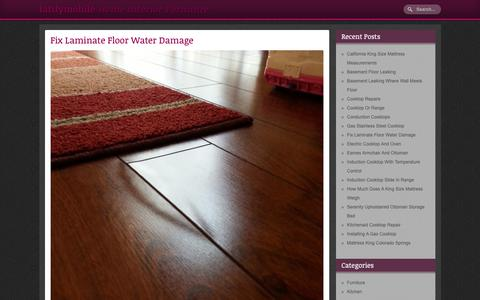 Screenshot of Home Page latifymobile.com - latifymobile : Fix Laminate Floor Water Damage. Basement Leaking Where Wall Meets Floor. Eames Armchair And Ottoman. Cooktop Or Range. Electric Cooktop And Oven. Basement Floor Leaking. Gas Stainless Steel Cooktop. California King Size Mattress Measu - captured Sept. 30, 2018
