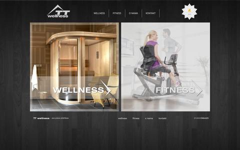Screenshot of Home Page tt-wellness.com - TT wellness | Home - captured Oct. 7, 2014