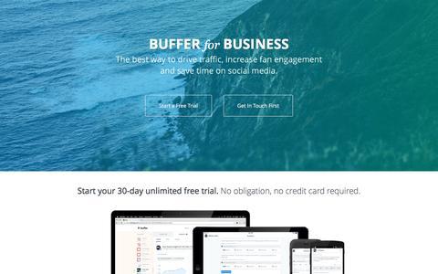 Social Media Management for Business | Buffer