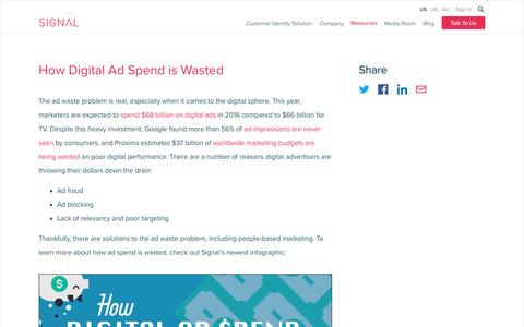 Advertising Waste: Everything you Need to Know | Signal