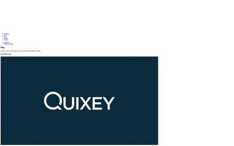 Quixey | Blog