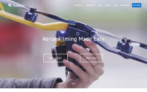 Fotokite Home - Aerial Filming Made Easy
