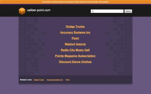 Caliber-point.com