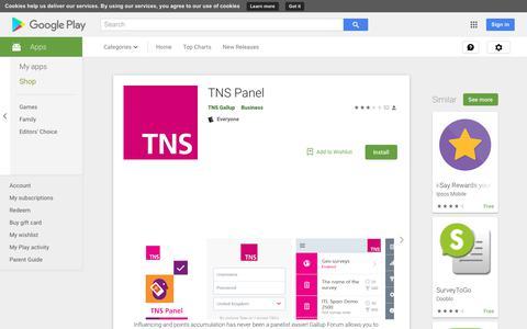 TNS Panel - Apps on Google Play