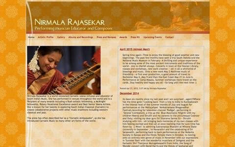 Screenshot of Home Page google.com - nirmalarajasekar - captured Oct. 9, 2015