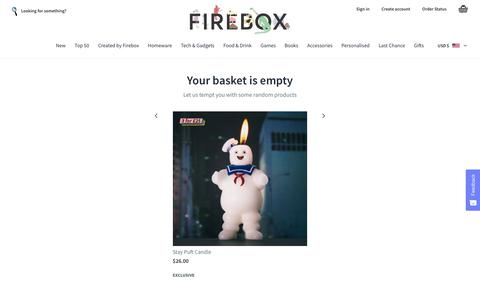 Basket | FIREBOX