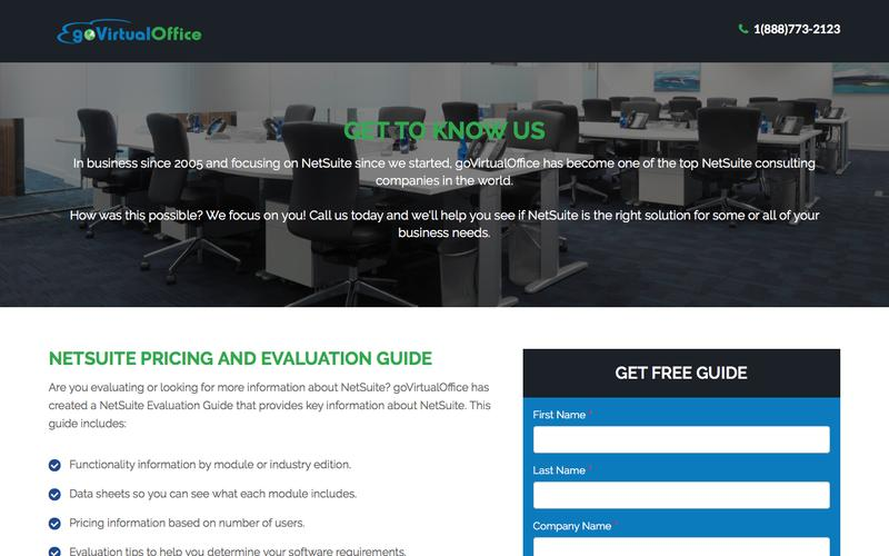 Get to know us | Go Virtual Office