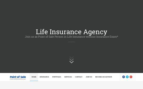Screenshot of Home Page freefind.in captured Nov. 27, 2018