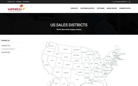 » US SALES DISTRICTS