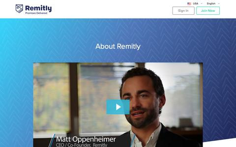 About Remitly
