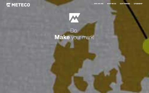 Screenshot of Jobs Page metecogroup.com - Meteco SA | Careers - captured Oct. 27, 2014