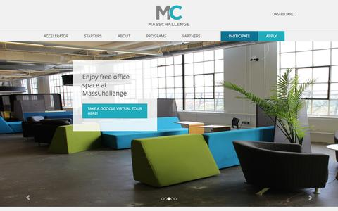 MassChallenge |World�s Largest Startup Accelerator