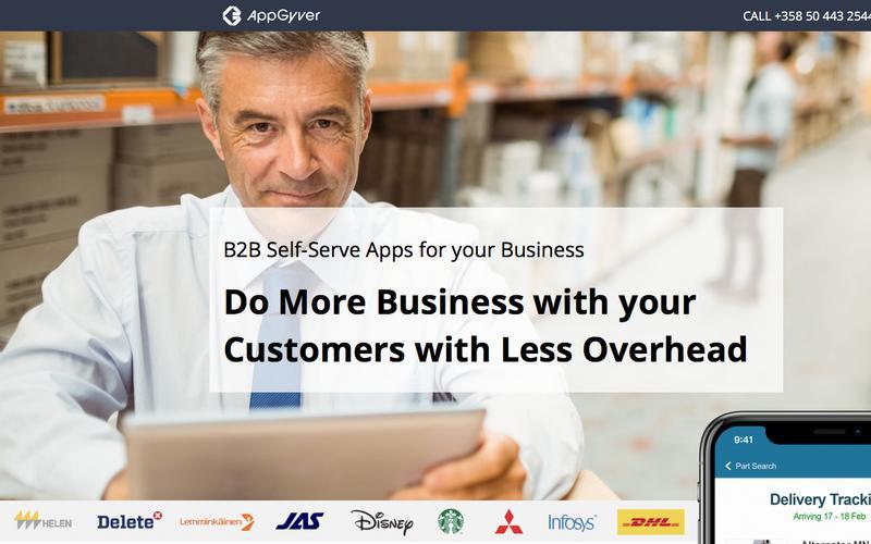 B2B Enterprise Apps FAST | SAP IBM Oracle Dynamics