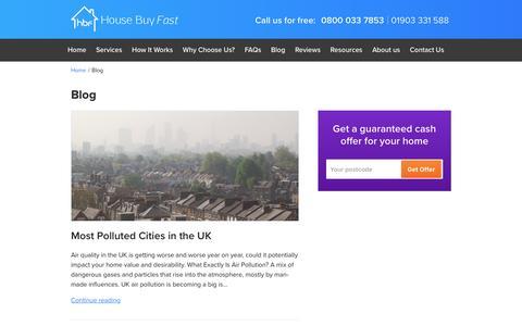 Property Blog | The UK's House Buying Company