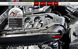 Old Screenshot American Car Craft's Custom Stainless Steel Accessories Home Page