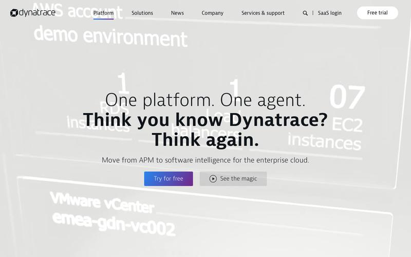 Dynatrace | Competitive Intelligence and Insights | Crayon