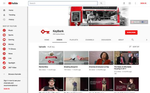 KeyBank - YouTube