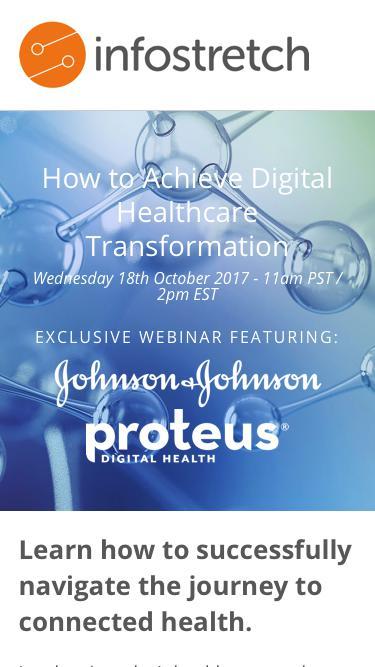 Digital Healthcare Transformation Webinar