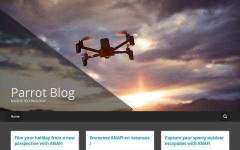 Parrot Blog - DRONE TECHNOLOGY