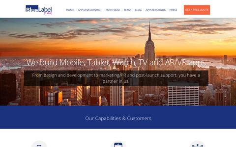 Mobile App Design & Development New York | Android & iOS
