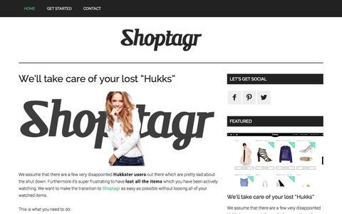 Shoptagr Blog – Never miss a sale again!