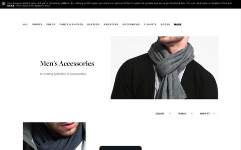 Men's Accessories | Ministry of Supply