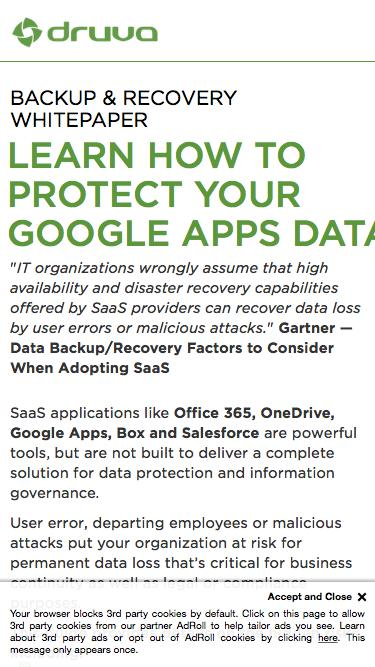 The Cloud Apps Data Protection Handbook