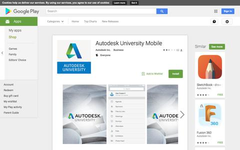 Autodesk University Mobile - Android Apps on Google Play