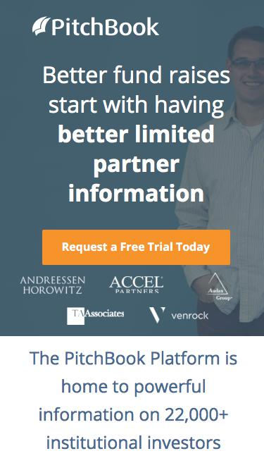 Private Company Data - PitchBook