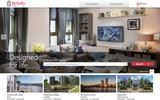 New Screenshot Berkeley Group Home Page