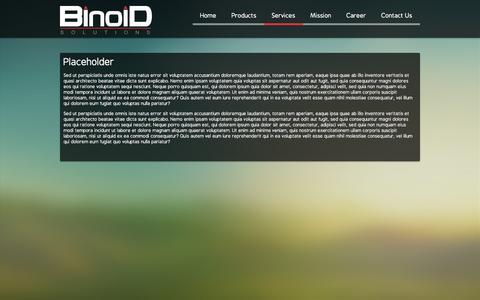 Screenshot of Testimonials Page binoids.com - Testimonials - captured Oct. 5, 2014
