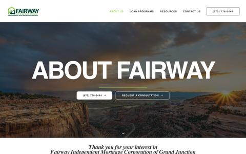 About Us | Fairway Independent Mortgage Corporation