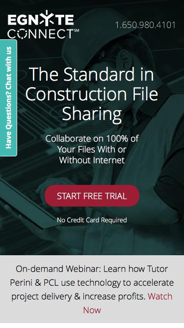 File Sharing for Construction