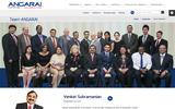 New Screenshot ANGARAI Team Page